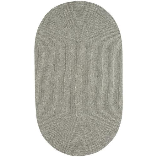 """Capel Rugs - Simplicity Earth - Oval - 11'4"""" x 14'4"""""""