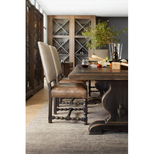 Dining Room Bandera 86in Table w/2-18in Leaves