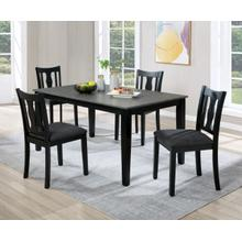 Carbey 5 Pc. Dining Table Set