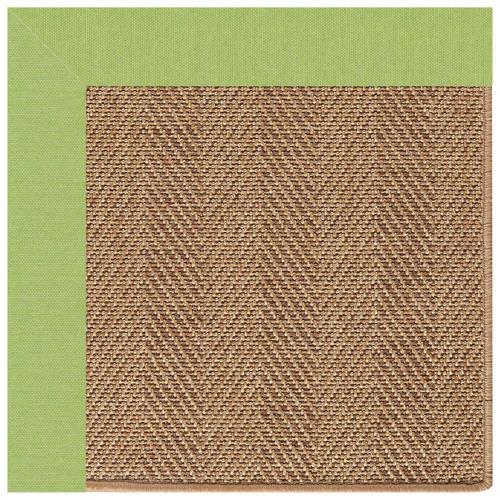 "Gallery - Islamorada-Herringbone Canvas Parrot - Rectangle - 24"" x 36"""