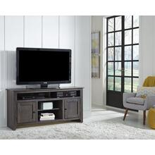 View Product - 58 Inch Console - Pine, Dark Pine and Black Finish