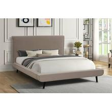 See Details - FITZ - MELODY MINK Queen Bed 5/0