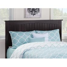 Nantucket Headboard Full Espresso