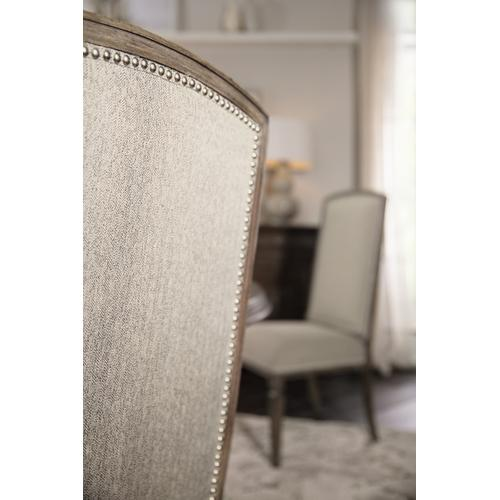 Hooker Furniture - Woodlands Arched Upholstered Side Chair - 2 per carton/price ea
