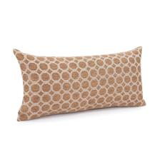 View Product - Kidney Pillow Pyth Gold - Poly Insert