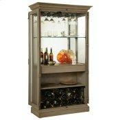 690-043 Socialize III Wine & Bar Cabinet