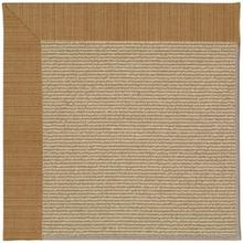 "Creative Concepts-Sisal Dupione Caramel - Rectangle - 24"" x 36"""