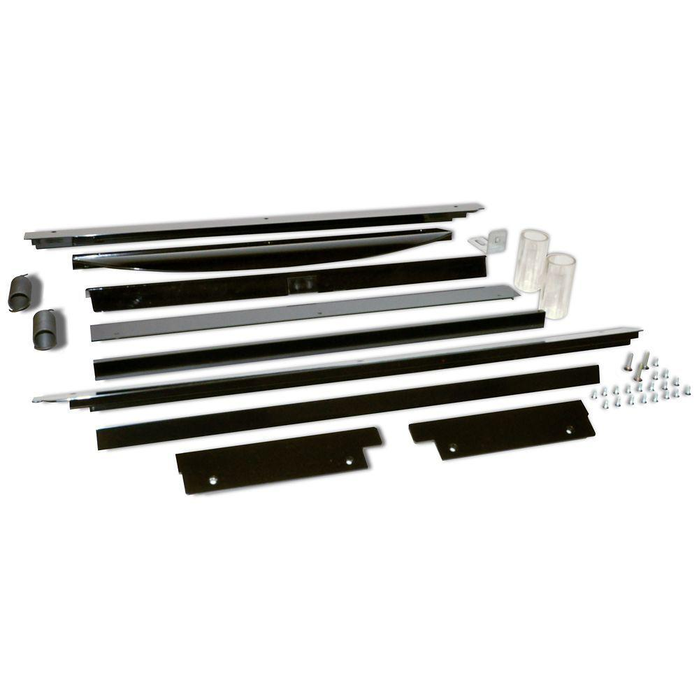 WhirlpoolIce Maker Trim Kit, Black