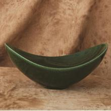 View Product - Swoop Bowl-Emerald