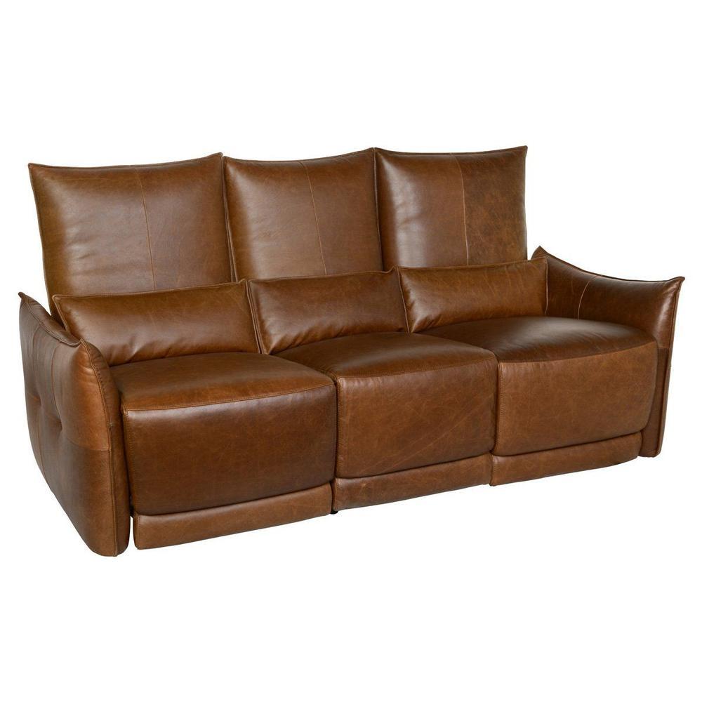 See Details - Amsterdam 3 Str Recliner Sofa