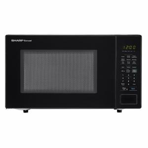 Sharp Appliances1.4 cu. ft. 1000W Sharp Black Countertop Microwave Oven