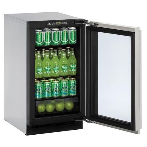 "2218rgl 18"" Refrigerator With Stainless Frame Finish (115 V/60 Hz Volts /60 Hz Hz)"