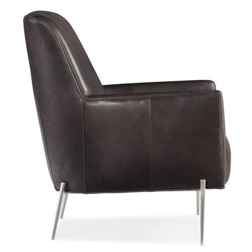 Living Room Holmes Metal Frame Club Chair