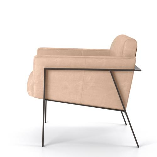 Harness Burlap Cover Ramona Chair