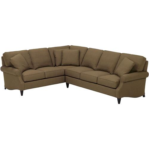 Campbell Sectional - Premier Collection