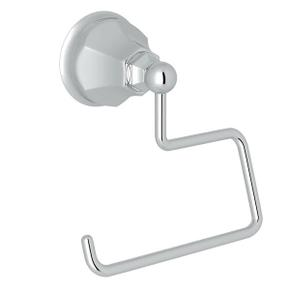 Palladian Wall Mount Open Toilet Paper Holder - Polished Chrome