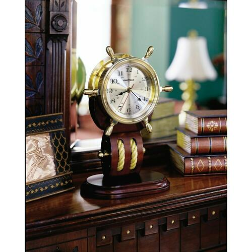 Howard Miller Britannia Table Clock 613467