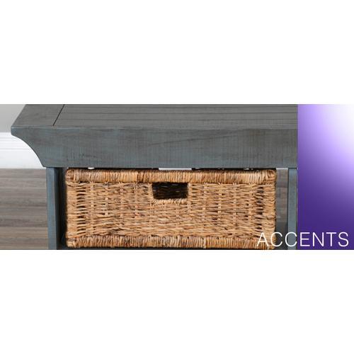 "Sunny Designs - 55""W Short Bench"