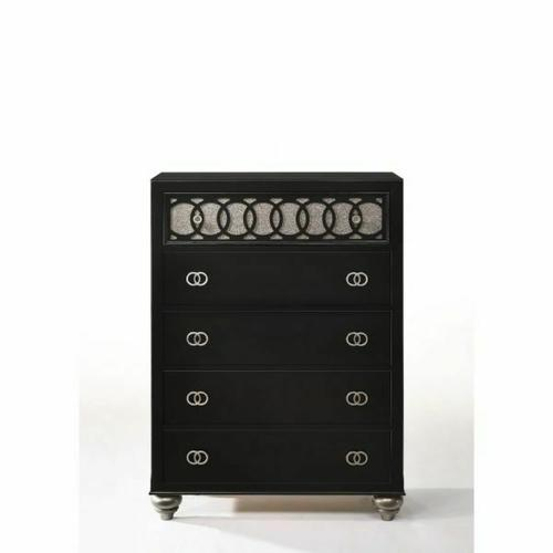 ACME Ulrik Chest - 27076 - Black