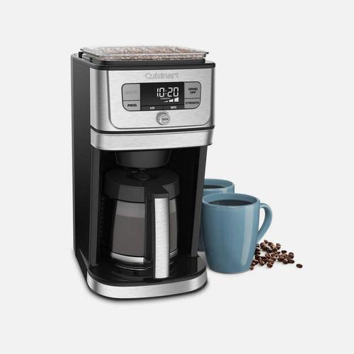 Cuisinart - Burr Grind & Brew 12-Cup Coffeemaker