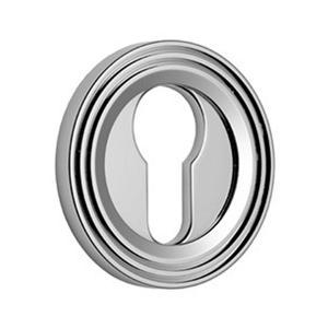 Bronze Finish Euro concealed fix escutcheon