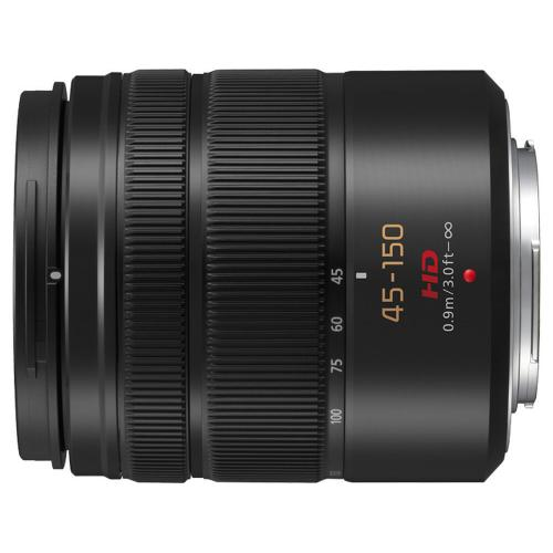 LUMIX® G VARIO 45-150 mm H-FS45150 Lens For G Series Cameras