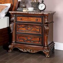 See Details - Rosewood Night Stand
