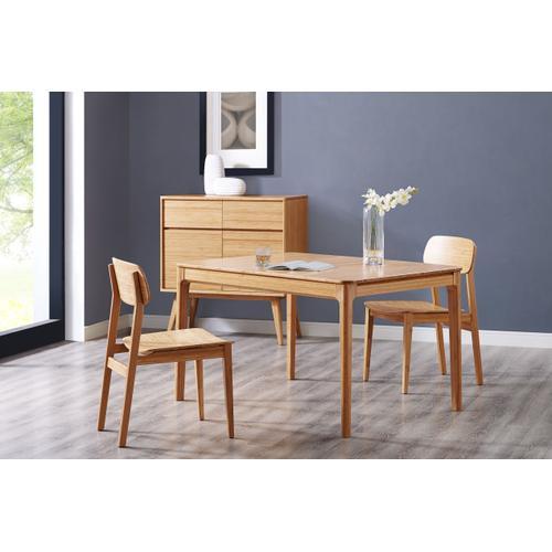 Greenington Fine Bamboo Furniture - Laurel Sideboard Cabinet, Caramelized