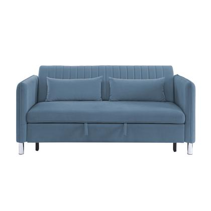 See Details - Convertible Studio Sofa with Pull-out Bed