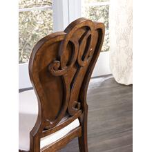 View Product - Leesburg Upholstered Side Chair - 2 per carton/price ea