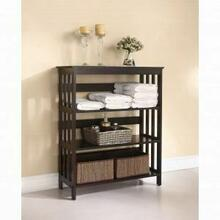 ACME Opeli Shelf Rack - 92100 - Espresso