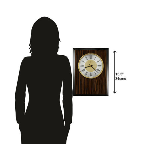 Howard Miller Honor Time Tempo Wall Clock 625600