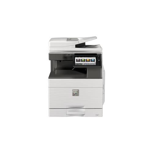 MX-6051 60 ppm B&W and Color networked digital MFP