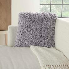 """Kathy Ireland Pillow Tl208 Grey 20"""" X 20"""" Throw Pillow"""