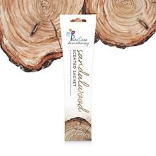 Sandalwood Aromatherapy Sachet - Sandalwood