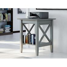 See Details - Lexi Printer Stand in Atlantic Grey