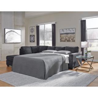 Product Image - Altari Sleeper Sectional Slate Left