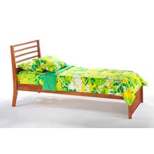 Jasmine Bed in Cherry Finish