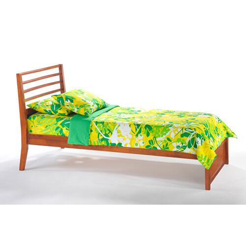 See Details - Jasmine Bed in Cherry Finish