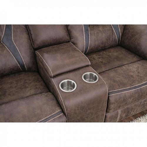 Furniture of America - Flint Love Seat