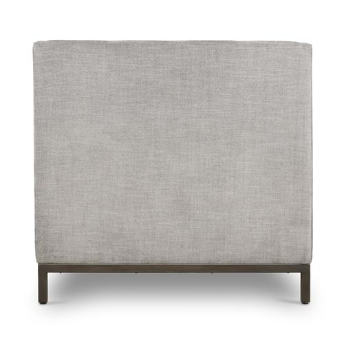Four Hands - Twin Size Harbor Grey Cover Newhall Bed