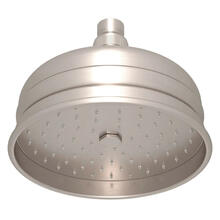 View Product - 6 Inch Bordano Rain Anti-Calcium Showerhead - Satin Nickel