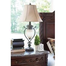 See Details - Metal Table Lamp (2/CN)