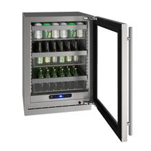 """View Product - Hre524 24"""" Refrigerator With Stainless Frame Finish (115 V/60 Hz Volts /60 Hz Hz)"""