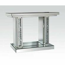 ACME Nysa Console Table - 90230 - Mirrored