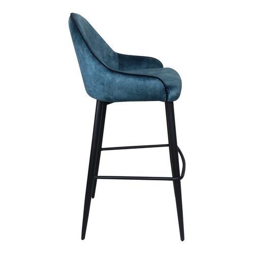 Moe's Home Collection - Astbury Barstool Blue