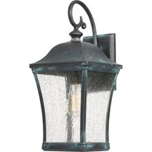 View Product - Bardstown Outdoor Lantern in Aged Verde