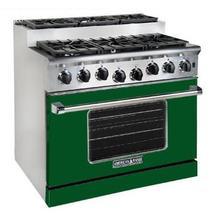 See Details - Saute/ Step Up Range Green Color