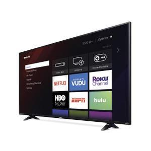 "65"" 4K Ultra HD HDR10 Roku Smart TV"