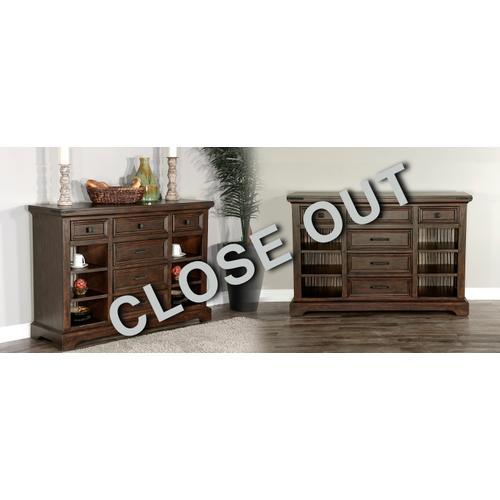 Sunny Designs - Mossy Oak Server